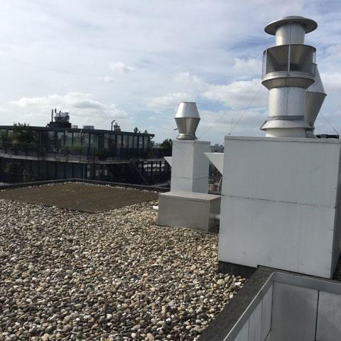 Onderhoud aan ventilatiesystemen