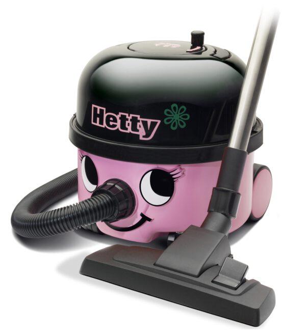 Numatic Hetty Basic Eco Roze HET-180